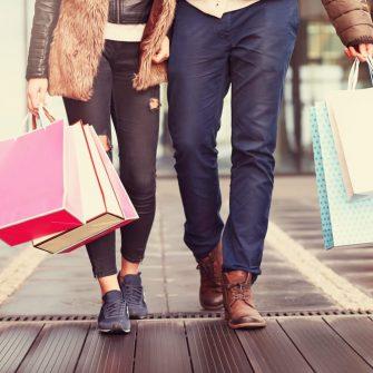 Shopping in dublin