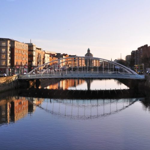 The James Joyce Bridge