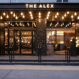 The Alex Hotel Dublin