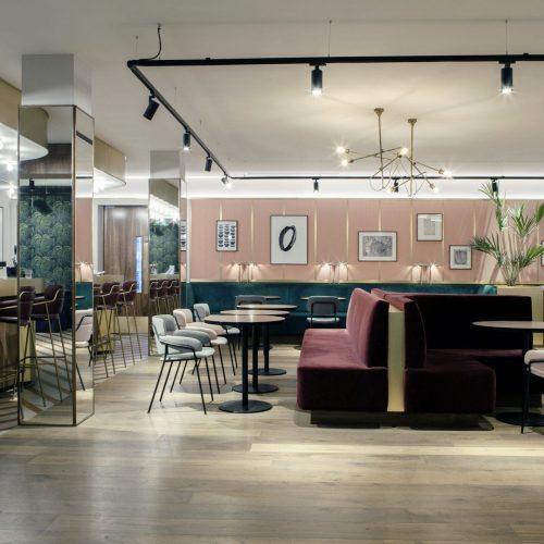 The Alex Hotel Interior