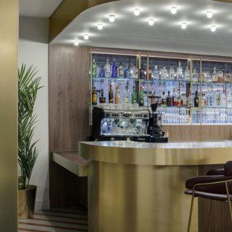 The Bar at The Alex Restaurant Dublin 2