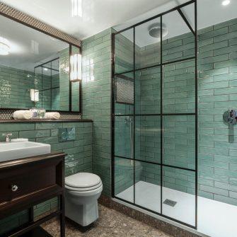 The Green Hotel Dublin - Bathroom