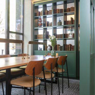 The Green Hotel Dublin - Hotdesk