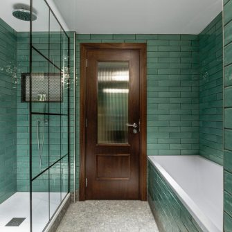 The Green Hotel Dublin - Suite Bathroom