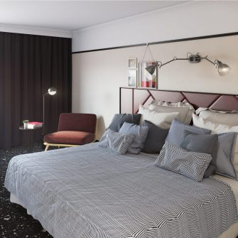 The Mont Hotel Dublin - Executive Bedroom
