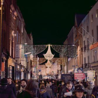 Grafton Street Dublin 2