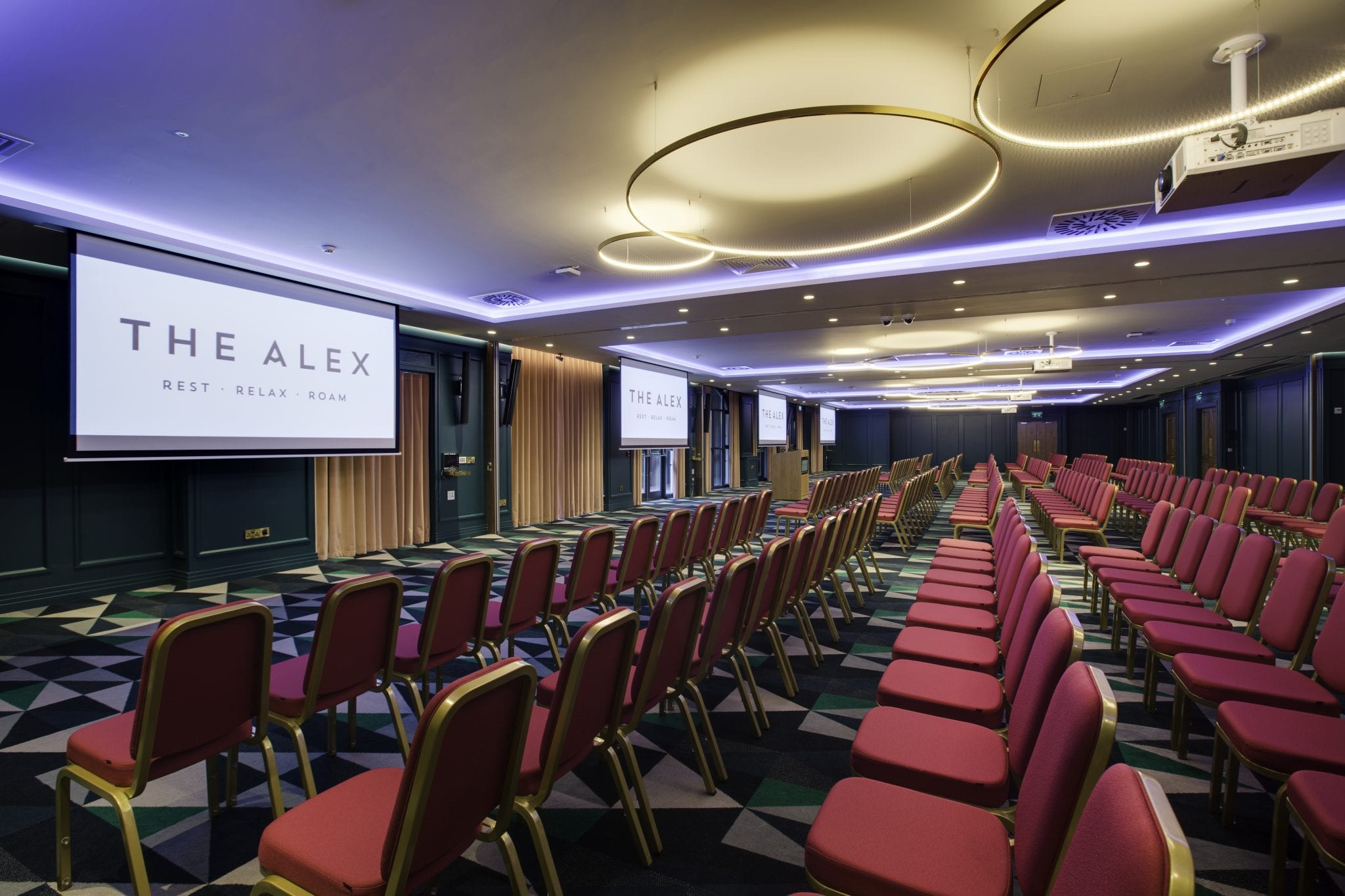 The Alex Hotel Function Rooms Dublin 2