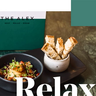 The Alex Hotel Dublin Room Service