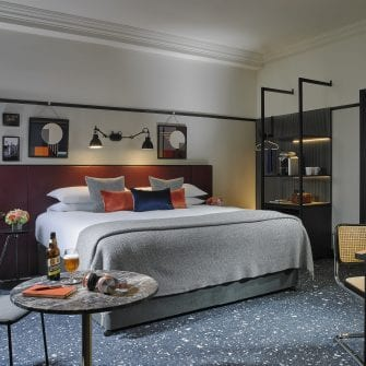 The Mont - Executive Bedroom