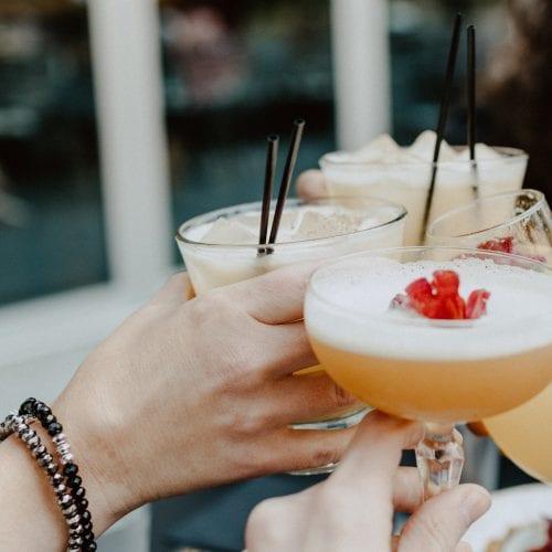 Trendiest bars in Dublin