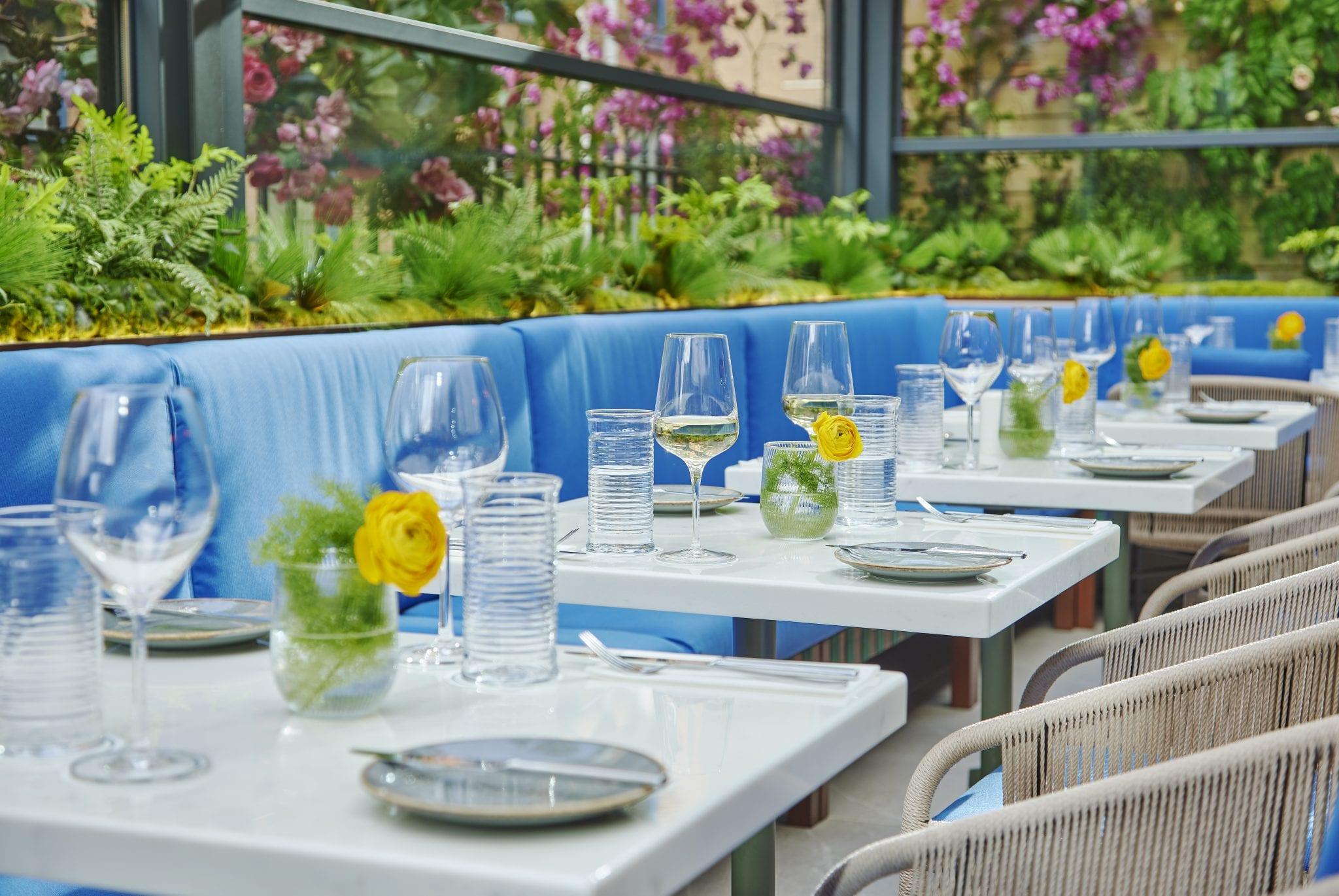 Outdoor dining Dublin