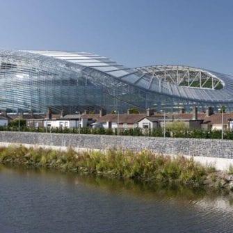 The Aviva Stadium